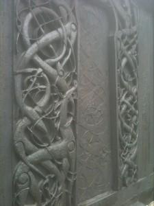 stabkirche-urnes-nordtor
