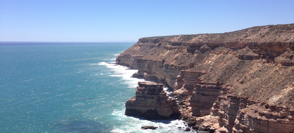 Tag 14 – Coastal Cliffs – Die Steilküste im Kalbarri Nationalpark