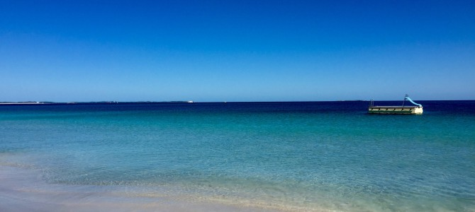 Tag 17 – Perth, Fremantle und der Coogee Beach