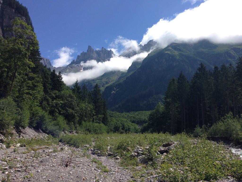 Blick ins Engelbergertal