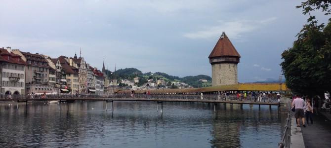 Tag 4 – Vierwaldstättersee und Luzern
